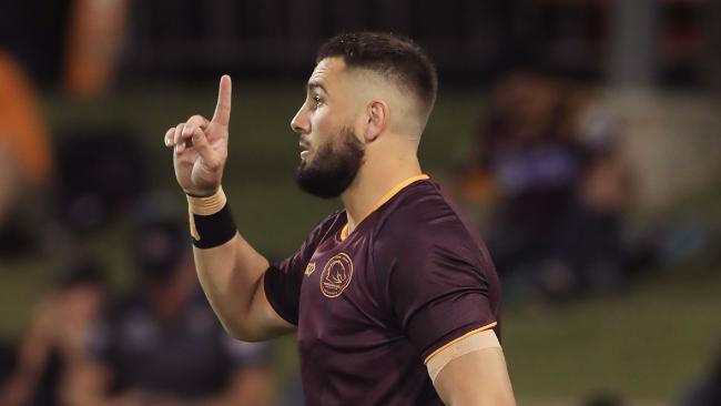 Jack Bird hasn't hit his best form for the Broncos.
