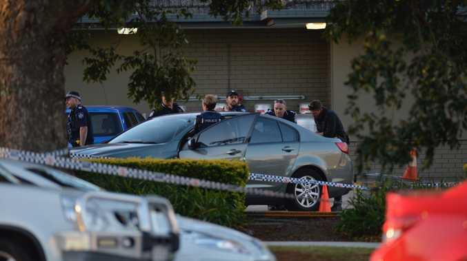 Police investigating scene of stabbing in Wilsonton.