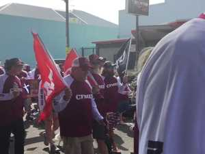 Mackay Labour Day March, May 2018