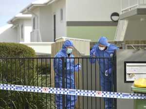 WATCH: Police investigate Wilsonton death