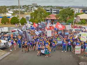 Gladstone Labour Day March