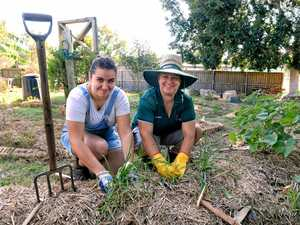 Garden inspires green thumbs