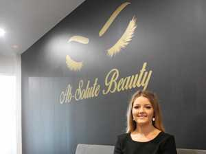 Loungeroom to luxury: Yeppoon woman's road to beauty success