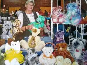 Doll, bear and craft show has new heart