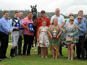 Turf club delivers top racing double
