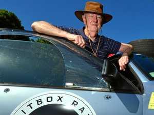 Noosa man to set off on crazy car challenge