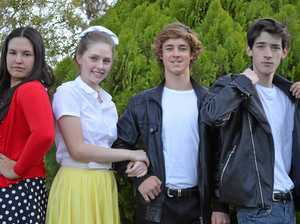Grease is the word at Dalby State High