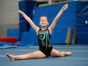 Gymnast Ruby shines bright at Games