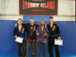 Martial artists driven to reach next level