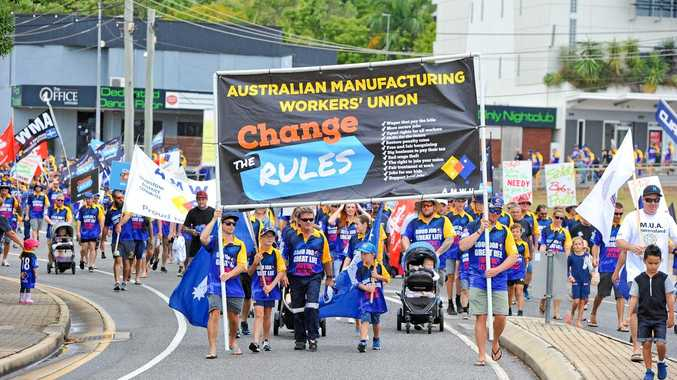 Unionists will meet in Gladstone tonight to discuss the Change the Rules campaign.