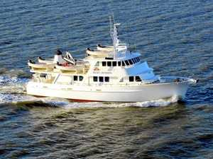 UPDATE: Police say deckhand 'could not have survived'
