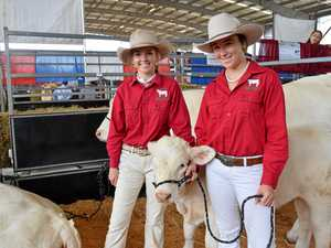 Up and coming female farmers make journey to Beef Australia