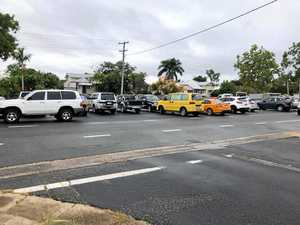 Parking woes at Beef Australia 2018
