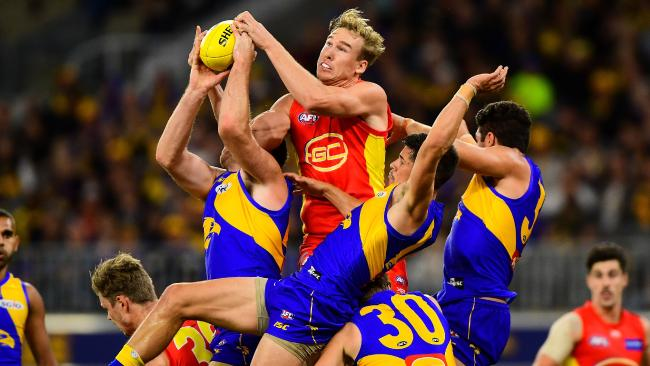 Tom Lynch is this year's biggest free agent. Picture: Getty Images