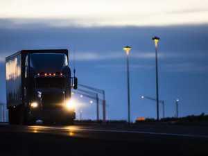 Truckie's hitchhiker horror journey