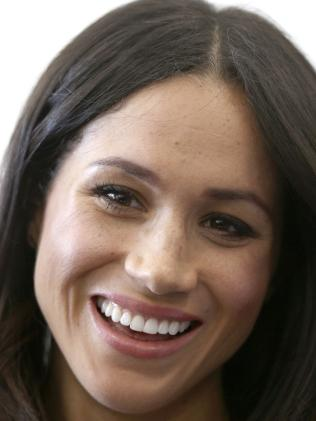Meghan Markle has been the target of racial taunts since she began a relationship with Prince Harry. Picture: Yui Mok/AP