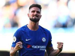 Chelsea stun Reds to set up amazing finish to PL season