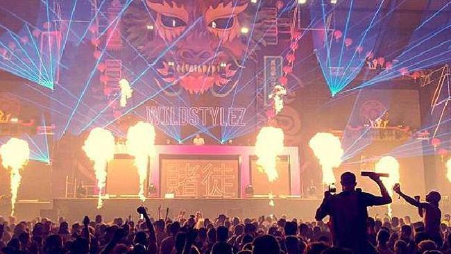 Midnight Mafia Music Festival attracted 14,000 ravers. Picture: Instagram/ @zozza-t