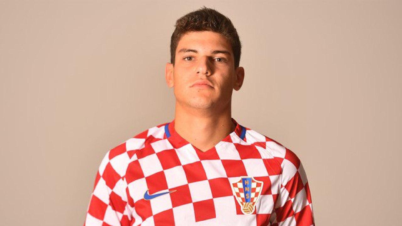 Fran Karacic has represented Croatia at U21 level