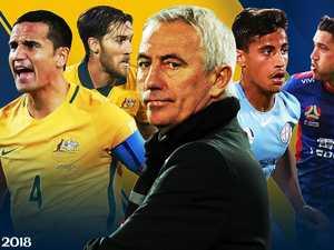Socceroos burning questions: Bert's great Cahill dilemma