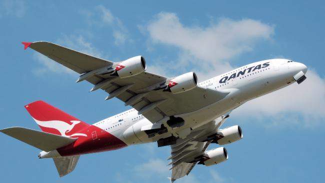 Qantas passengers are not happy. Picture: Yishai Bock