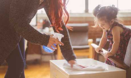 There are a lot of allergy and asthma triggers within the home but there are easy ways to make a healthy home. Picture: iStock
