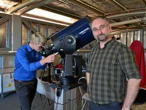 Cosmos gains new astronomer