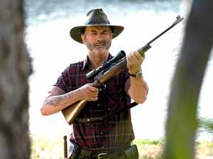 John Jarratt wants a ride in your Ute