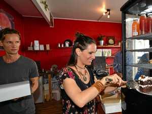 Vegan bakery a smash hit on grand opening day