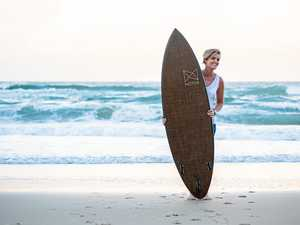 Mum launches 'Aussie-first' eco-surfboards