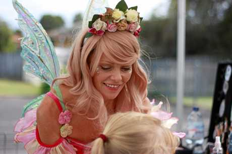 Fairy Simone Canning from Faces of Fairy.