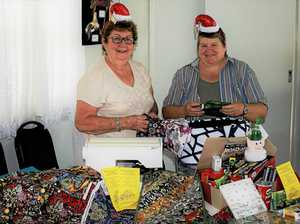 Craftfest's challenge to be placed in care packages
