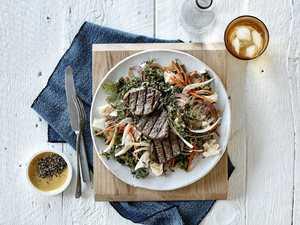 Beef Week recipe: Try Matt Golinski's tasty eye fillet dish