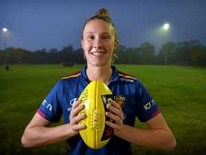 Best yet to come from AFLW rising star