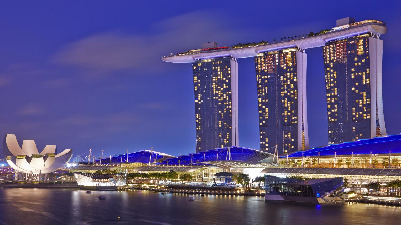 Singapore and its famous Marina Bay Sands hotel has nothing on Malaysia, this traveller says.