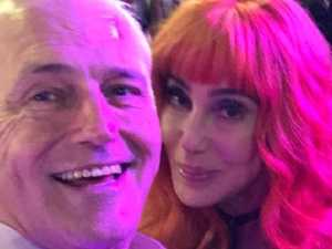 Truth about Cher's selfie with PM