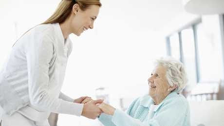 The government has prepared a multibillion-dollar package for ageing Australians.