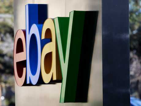 eBay is partnering with Flybuys. Picture: AP