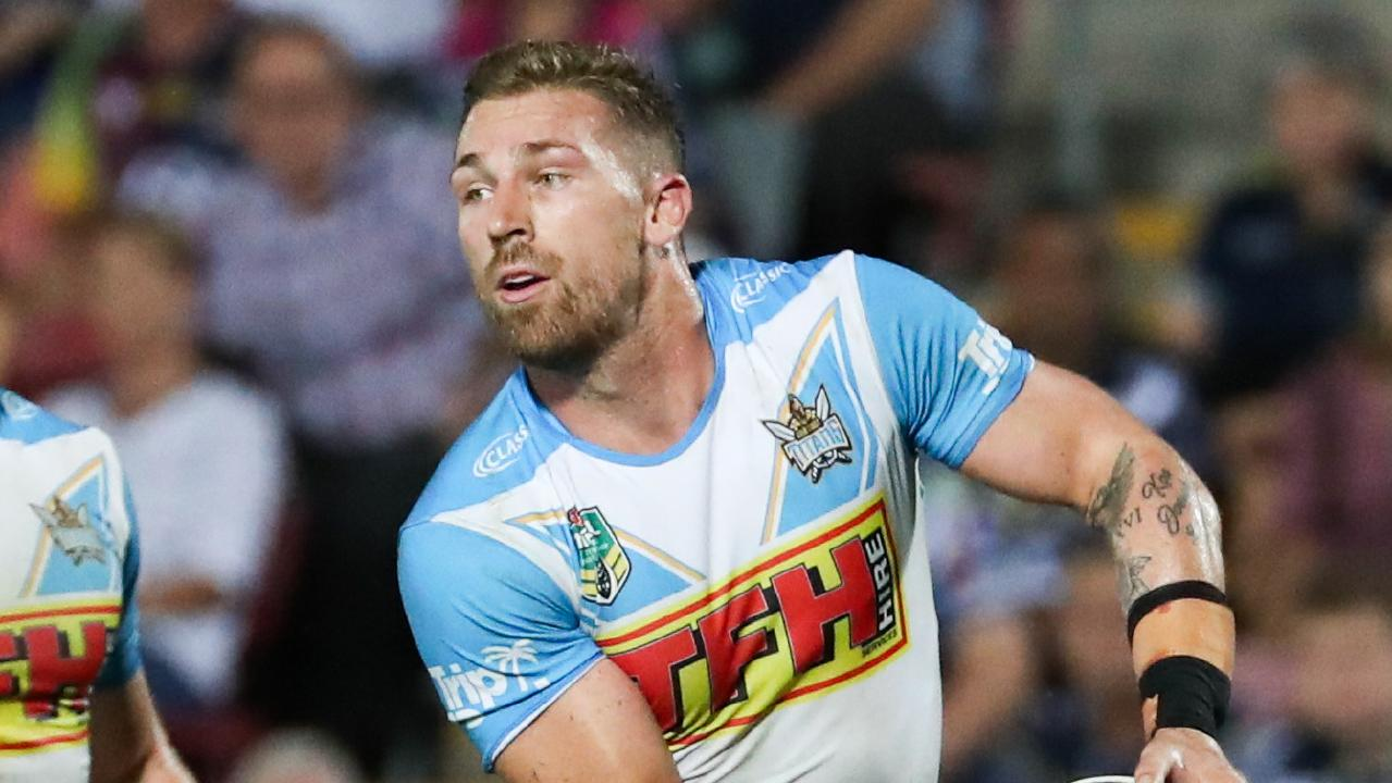 Bryce Cartwright has struggled for form at the Titans.