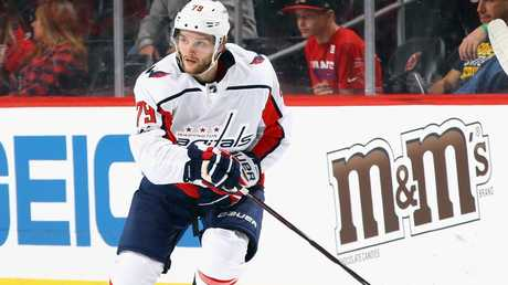 Nathan Walker has had an interesting first year in the NHL.