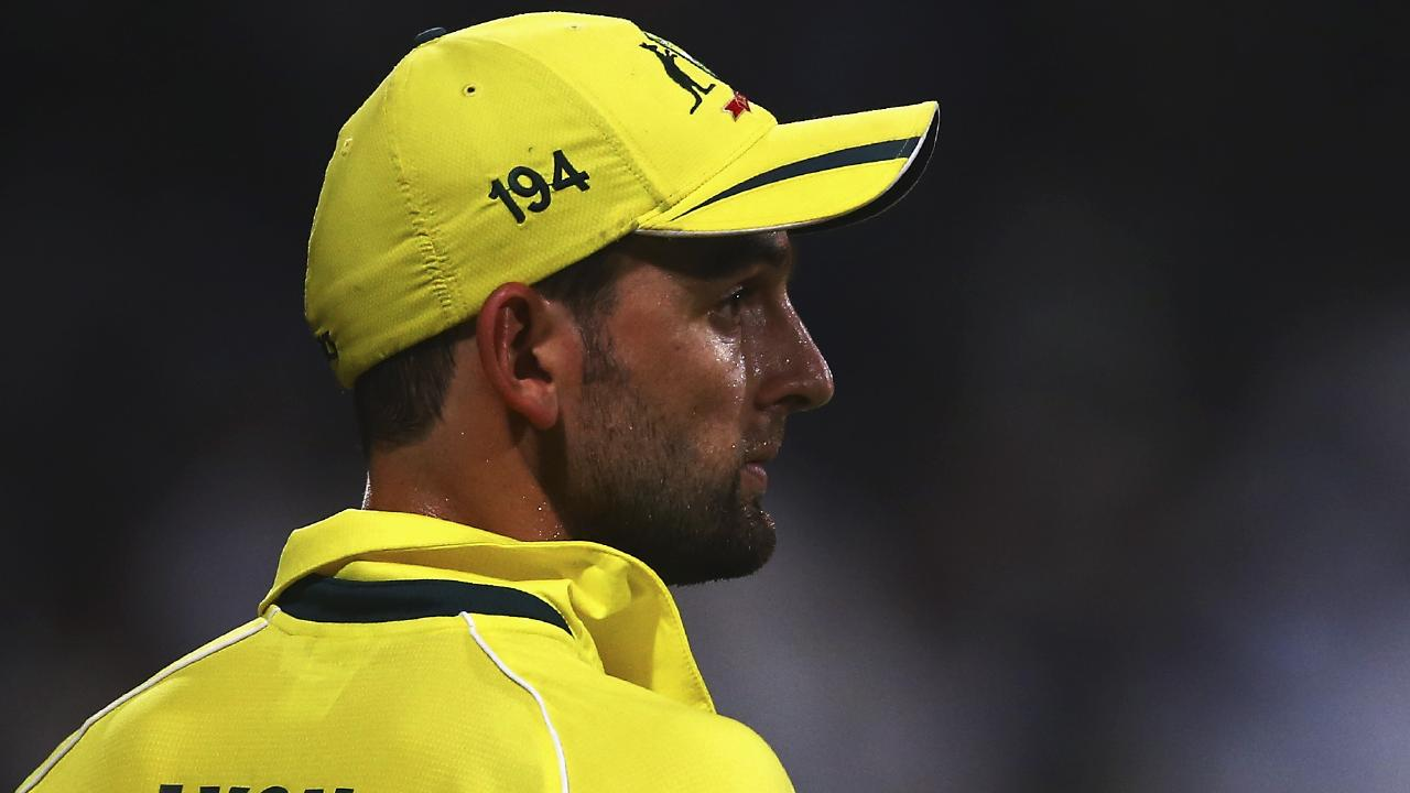Nathan Lyon has been given another chance in the ODi arena.