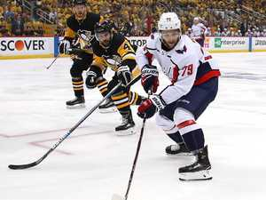 Aussie helps keep Capitals on NHL playoff track