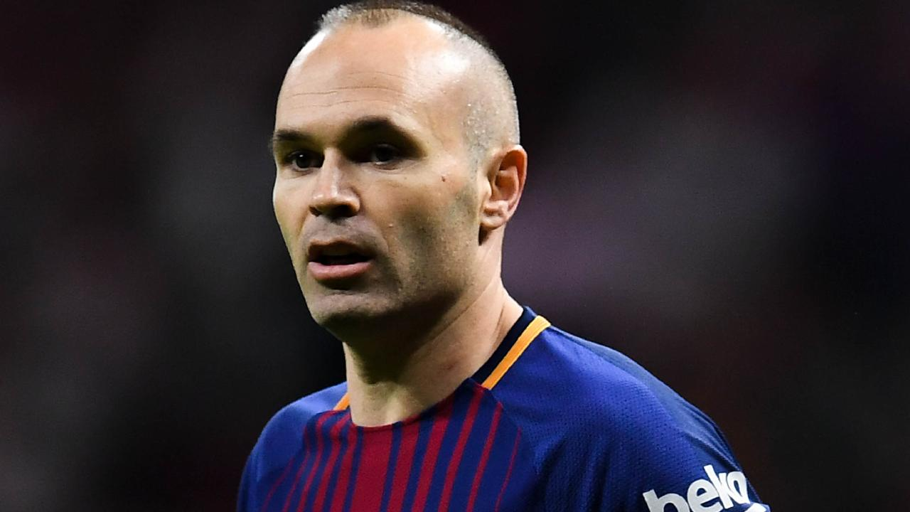 Andres Iniesta reportedly likes the lifestyle in Australia.