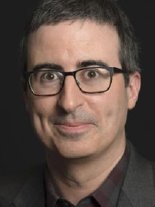 John Oliver loves koalas now. Picture: Supplied