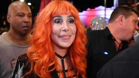 Cher was inundated with tour requests at Mardi Gras in Sydney. Picture: AAP Image/Joel Carrett