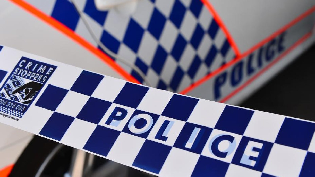 The man was charged with five offences and his driver's licence was supsended.