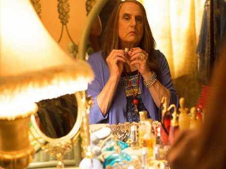 effrey Tambor as Maura Pfefferman on Transparent. Picture: Supplied