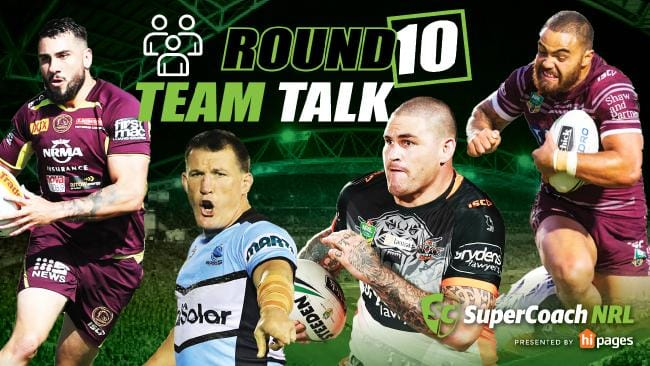 Dylan Walker (knee) is expected to be named, Paul Gallen (knee) is aiming to return, Jack Bird (quad) is set to be cleared and Russell Packer (knee) is making a comeback.