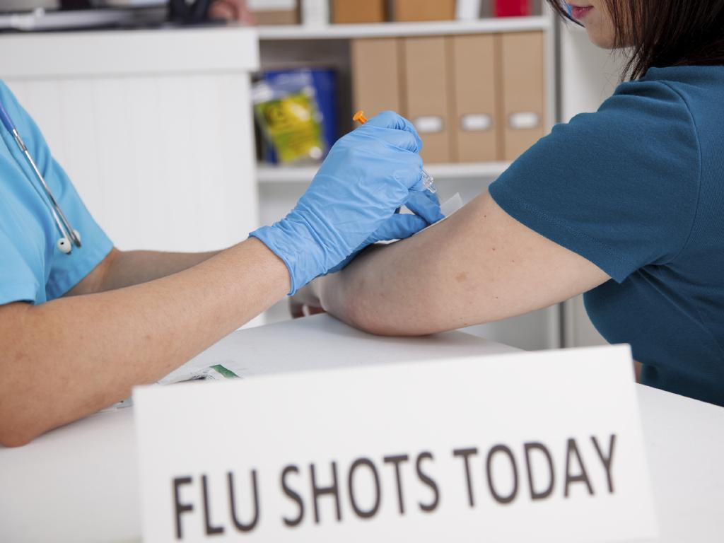 Many Australian's believe the flu shot doesn't work or makes you sick. Picture: iStock