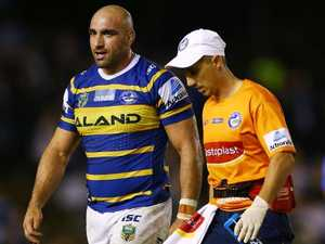 Parramatta suffers double injury blow